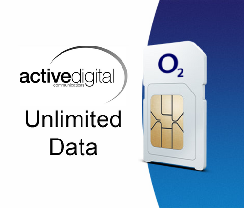 SIM ONLY - O2 Small Biz Unlimited