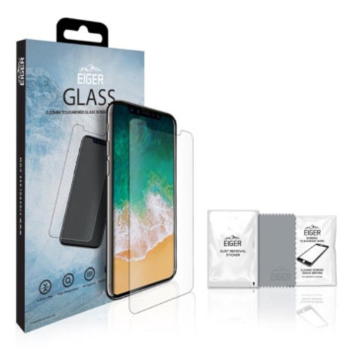 iPhone  - Eiger Tempered Glass Screen Protector