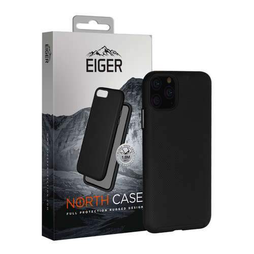 Eiger North Tough Case for iPhone - Black