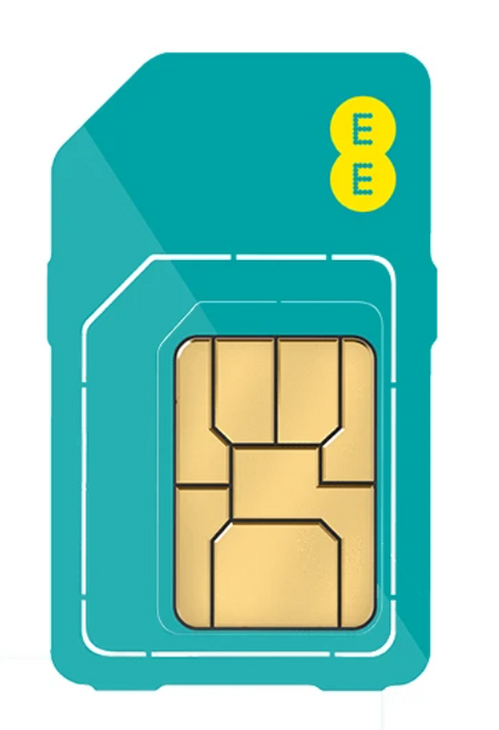 SIM ONLY - EE B Sim Unlimited 50GB 24 Month