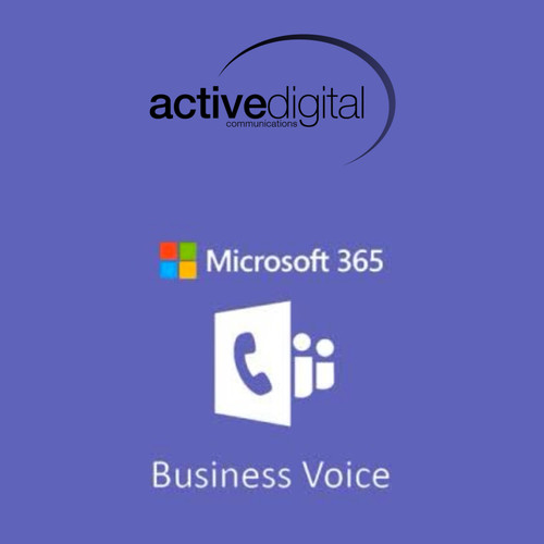 Microsoft 365 Business Voice from £12.00 Monthly