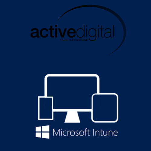 Microsoft Intune - from £2 per month