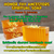 HONOR THY ANCESTORS SPIRITUAL SOAP - Orange and Calendula - A spiritually charged soap crafted by Ravyn Grove Elemental to  prepare ya for Workins and Honorings of the Ancestors and to wash yourself to draw them to ya.