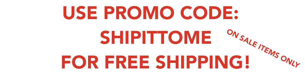 Free Shipping on sale items
