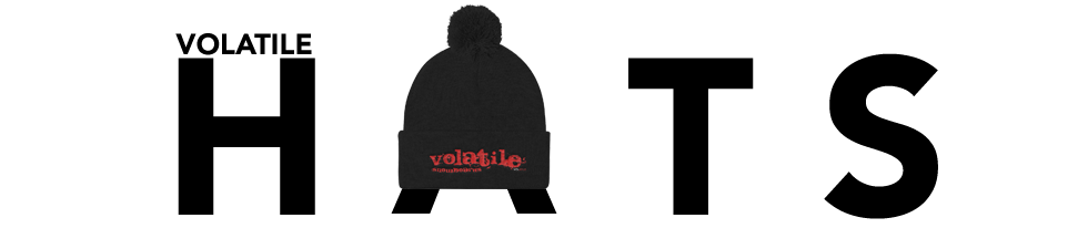 Shop Volatile Hats