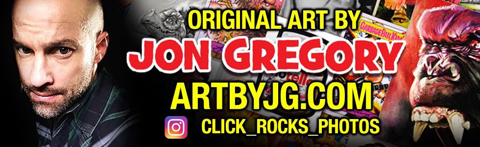 Visit Jon Gregory on the web!
