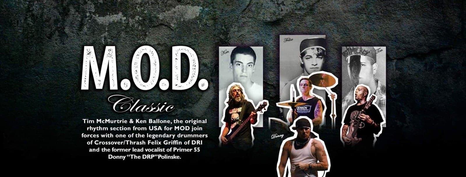 M.O.D. Classic Official Merchandise