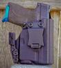 M&P Shield TLR6 Holster with Modwing