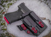 Glock 19 with Streamlight TLR7 Holster