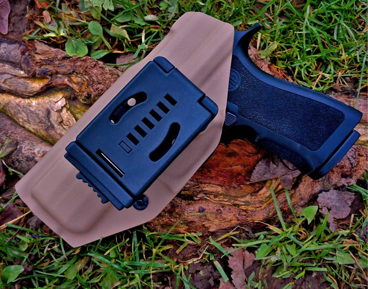 Sig P320 X Carry Outside Waistband Holster
