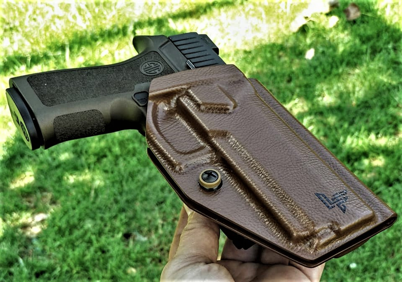 Sig P320 X5 Competition Holster