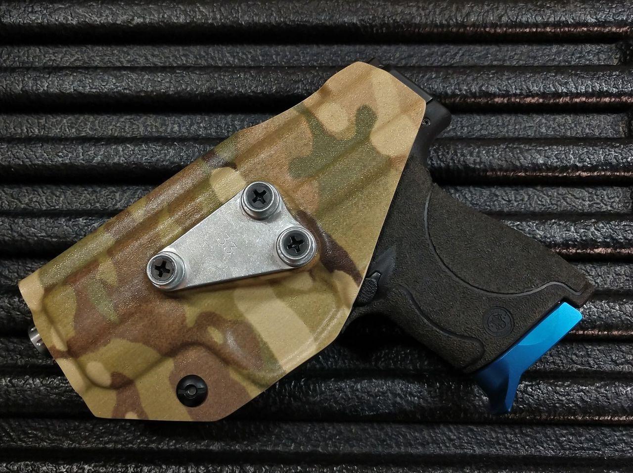 M&P Shield G-Code RTI Holster