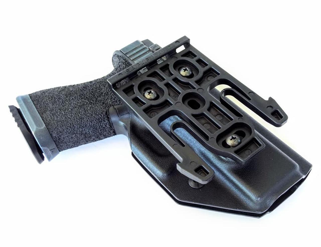 Glock 19 Safariland QLS Fork Holster