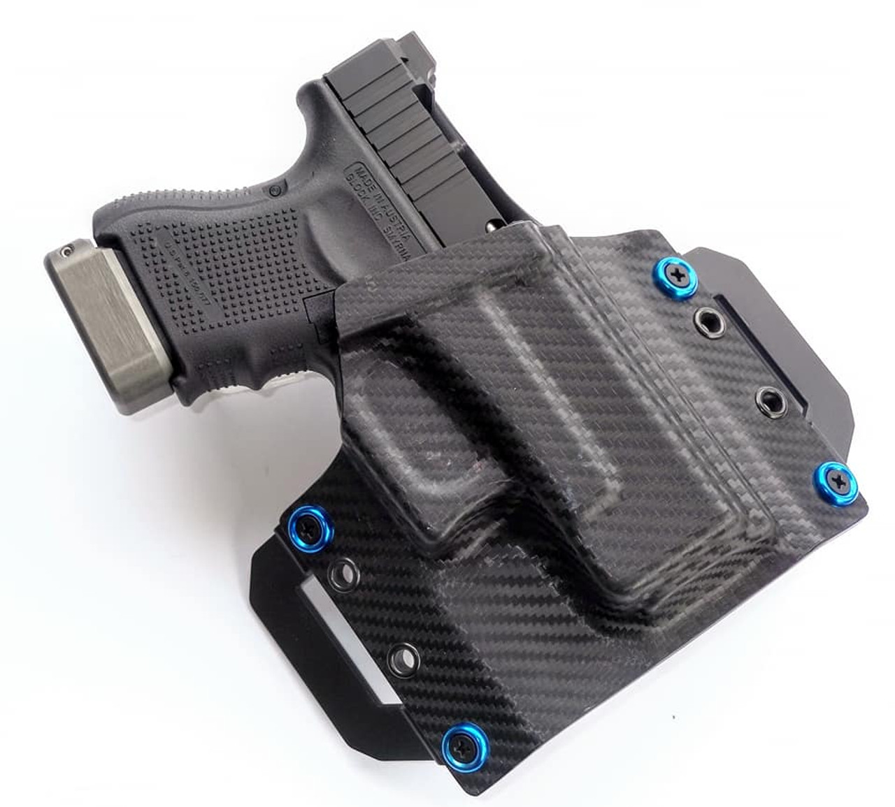 Glock 26 Outside Waistband Kydex Holster