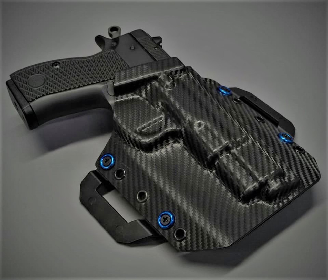 CZ 75 Outside Waistband Holster