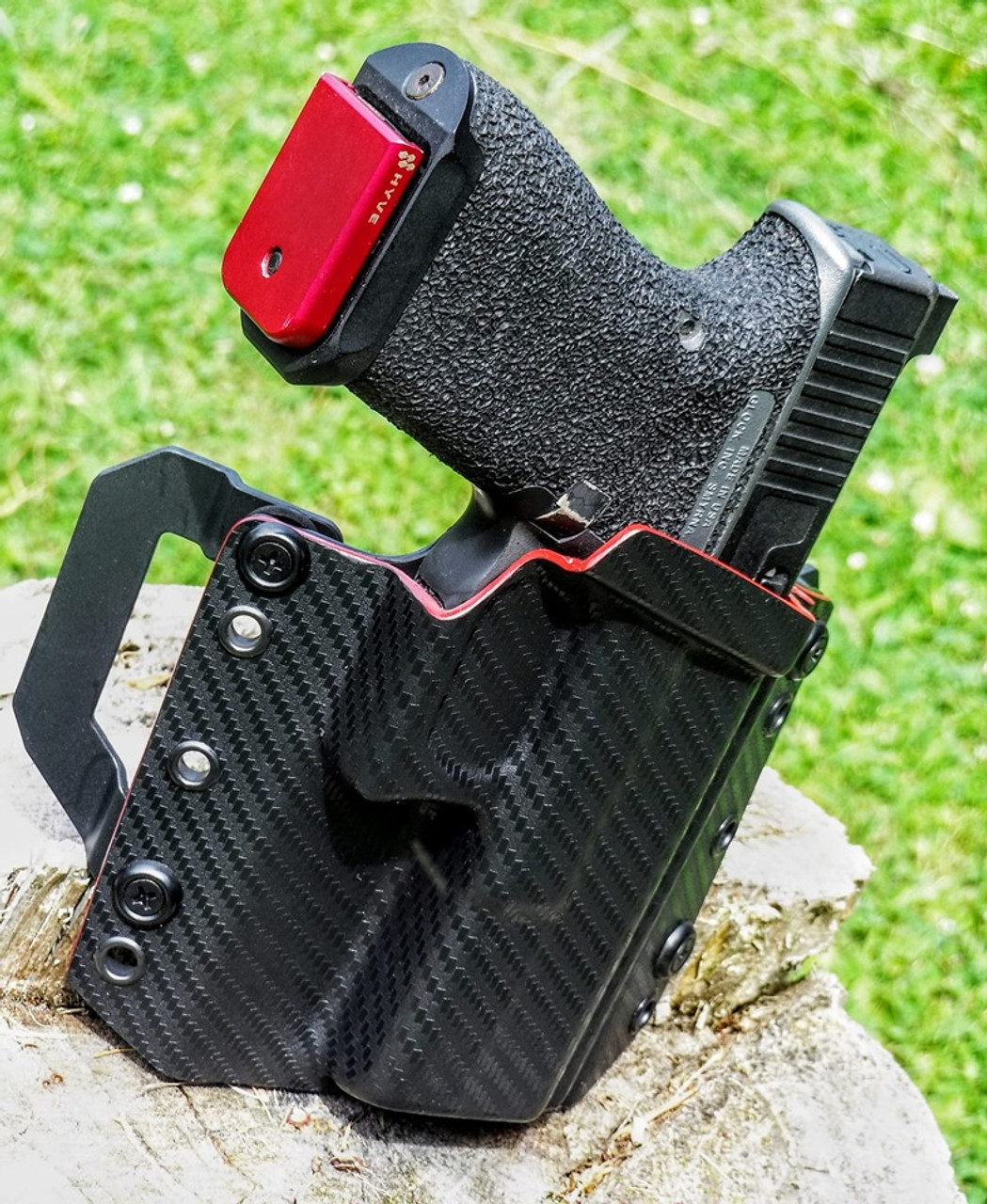 Glock 19 Outside Waistband Holster