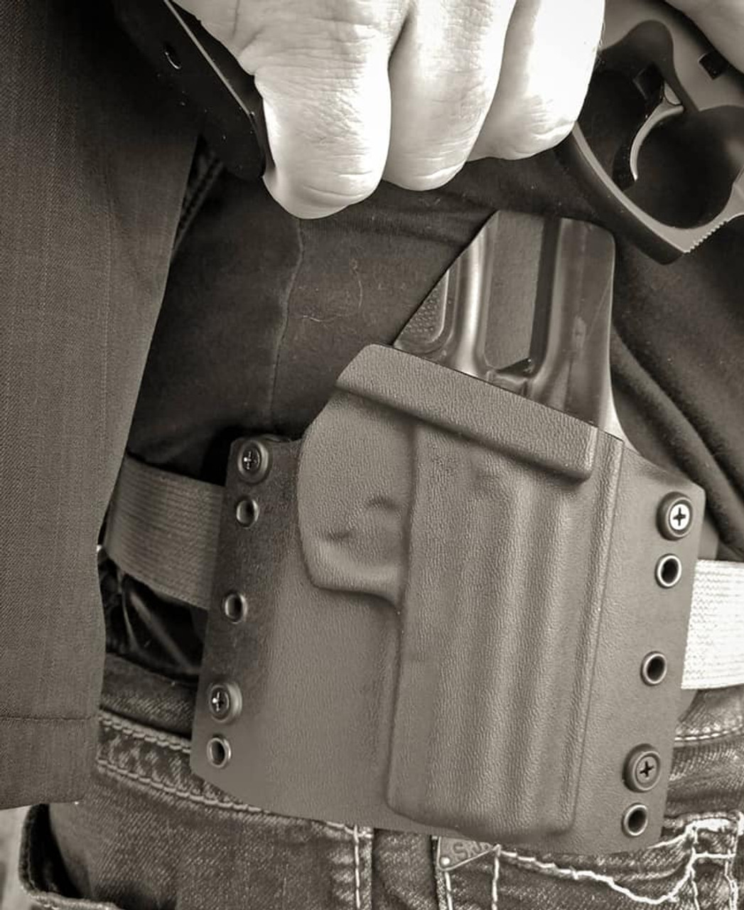 CZ P-01 Outside Waistband Kydex Holster
