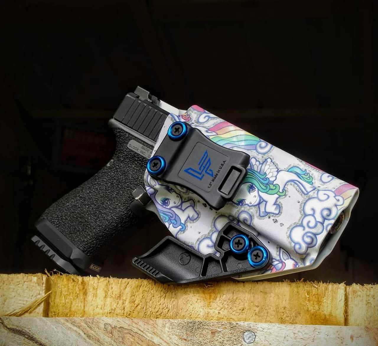 Glock 19 Unicorn Holster