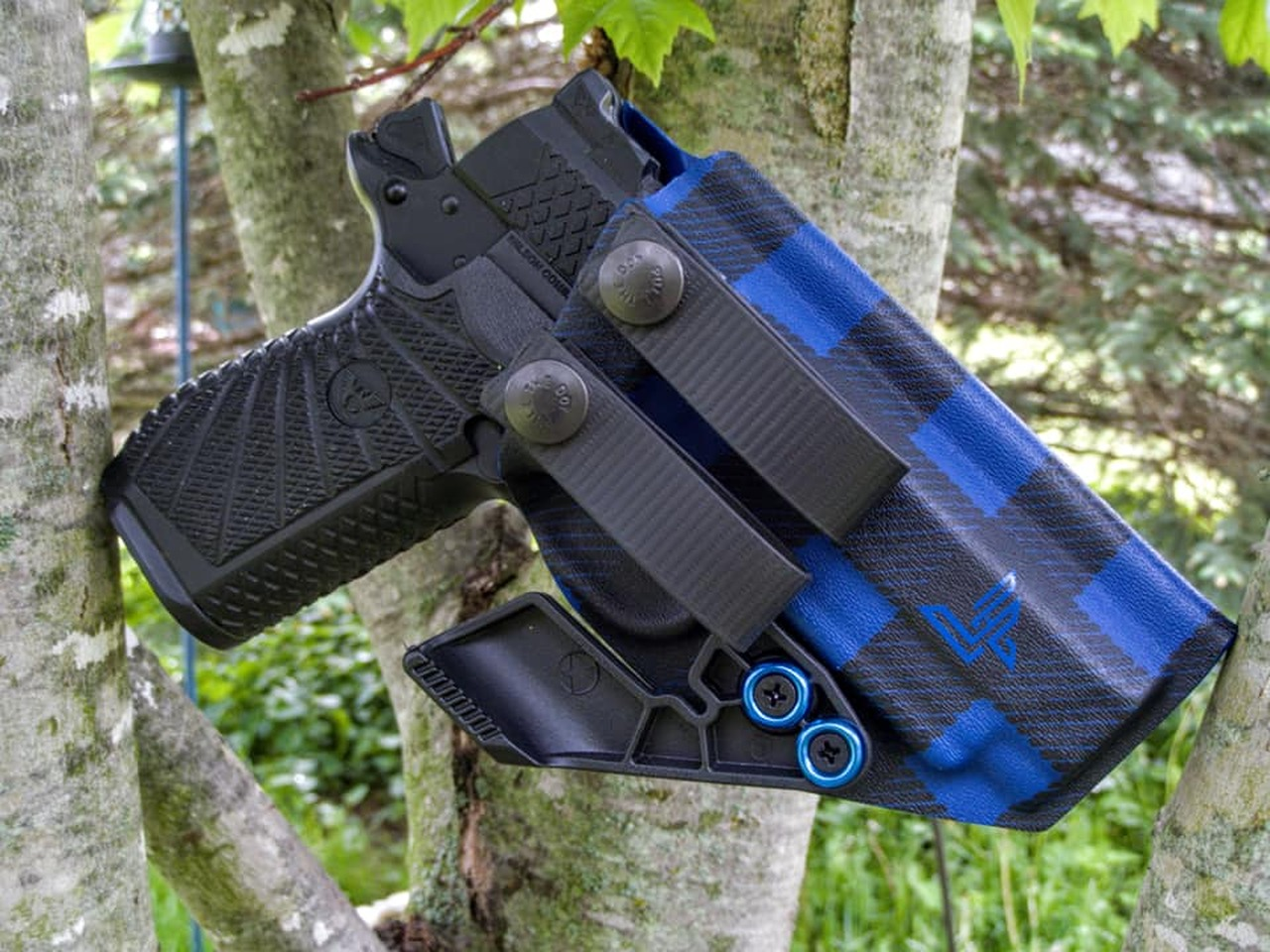 Wilson Combat Appendix Carry Holster with Soft Loops