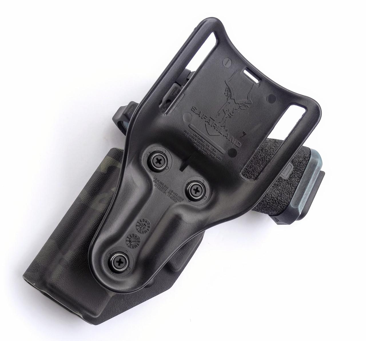 Glock 19 SAFARILAND UBL DROP HOLSTER