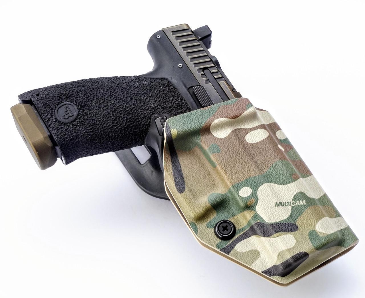 CZ P10c SAFARILAND UBL DROP HOLSTER