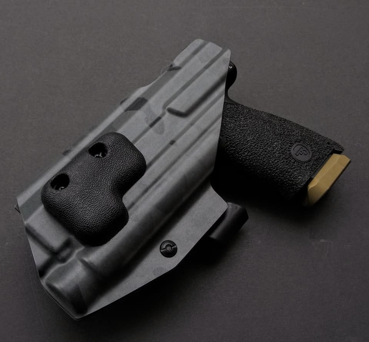 Light Bearing Holster with Wedge