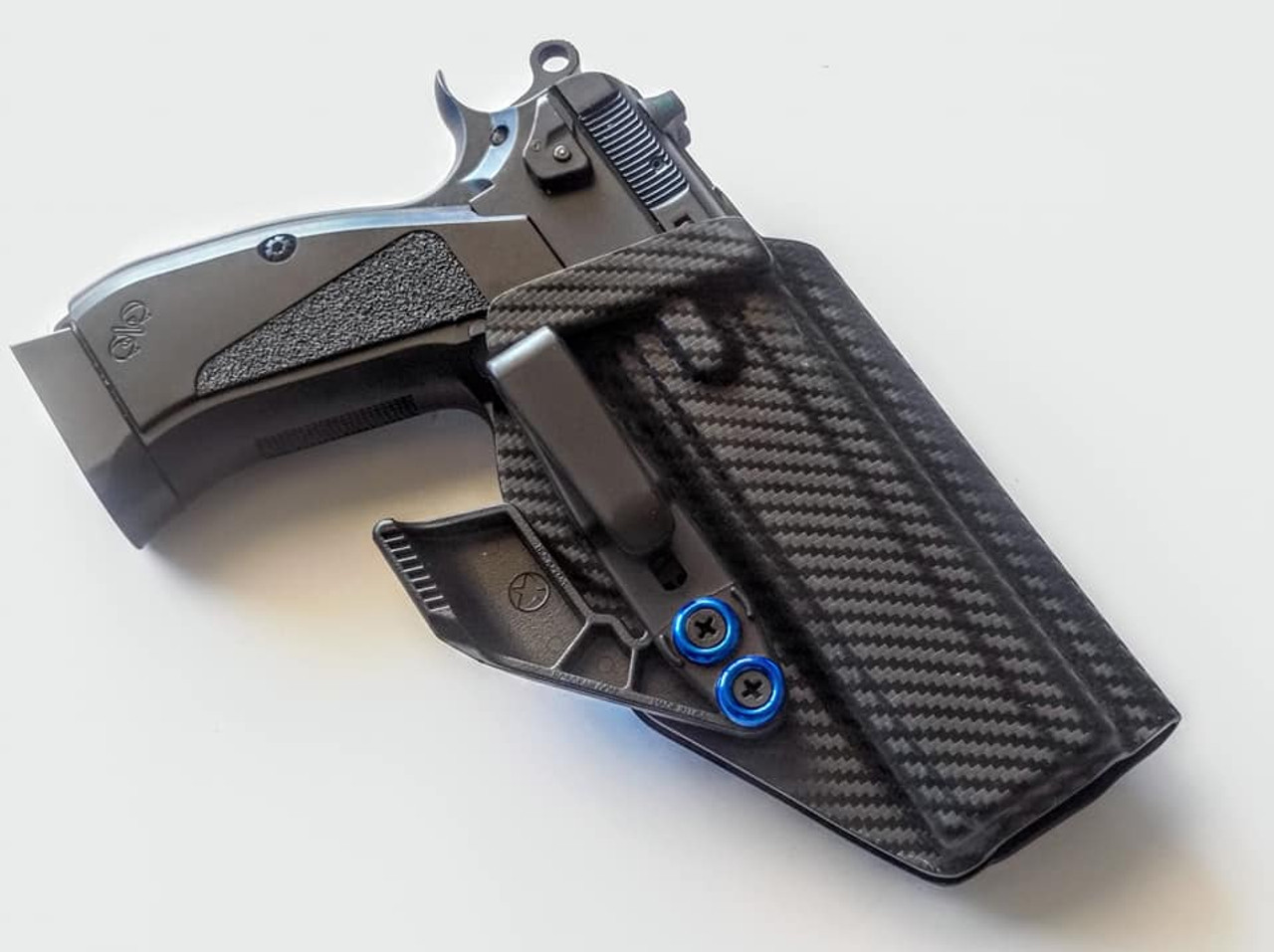 CZ SP-01 Appendix Carry Holster