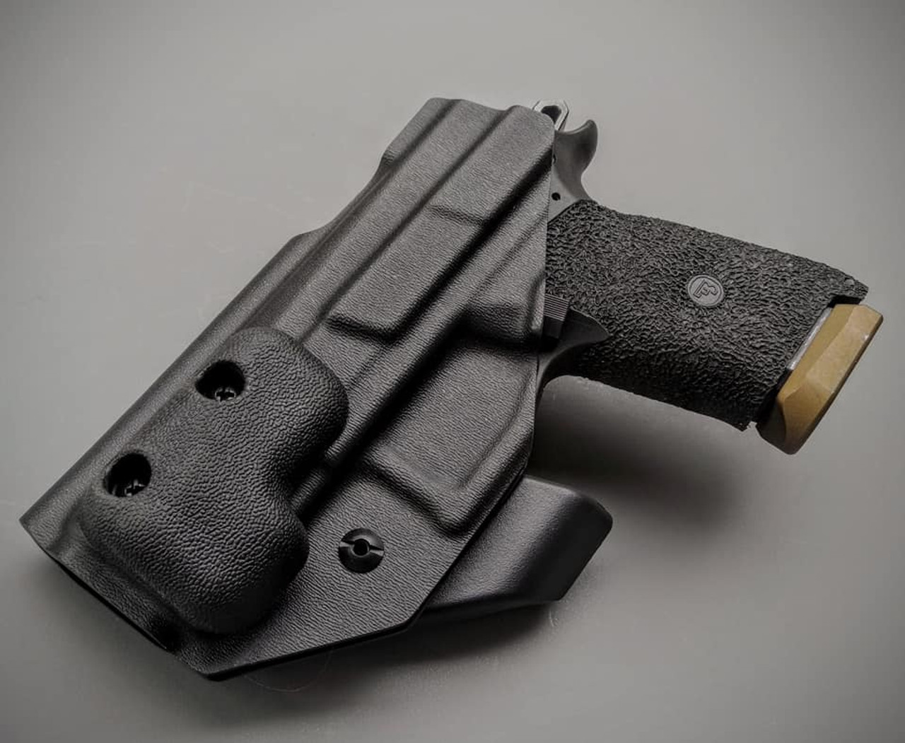 CZ P-07 Appendix Carry Holster with Wedge