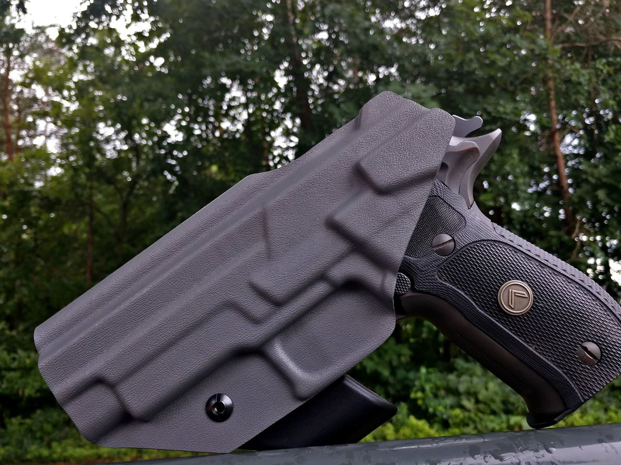 Sig P226 Legion SAO Appendix Carry Holster