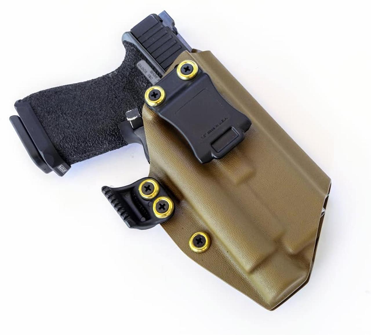 Glock 19 OLight PL Valkyrie 2 Holster