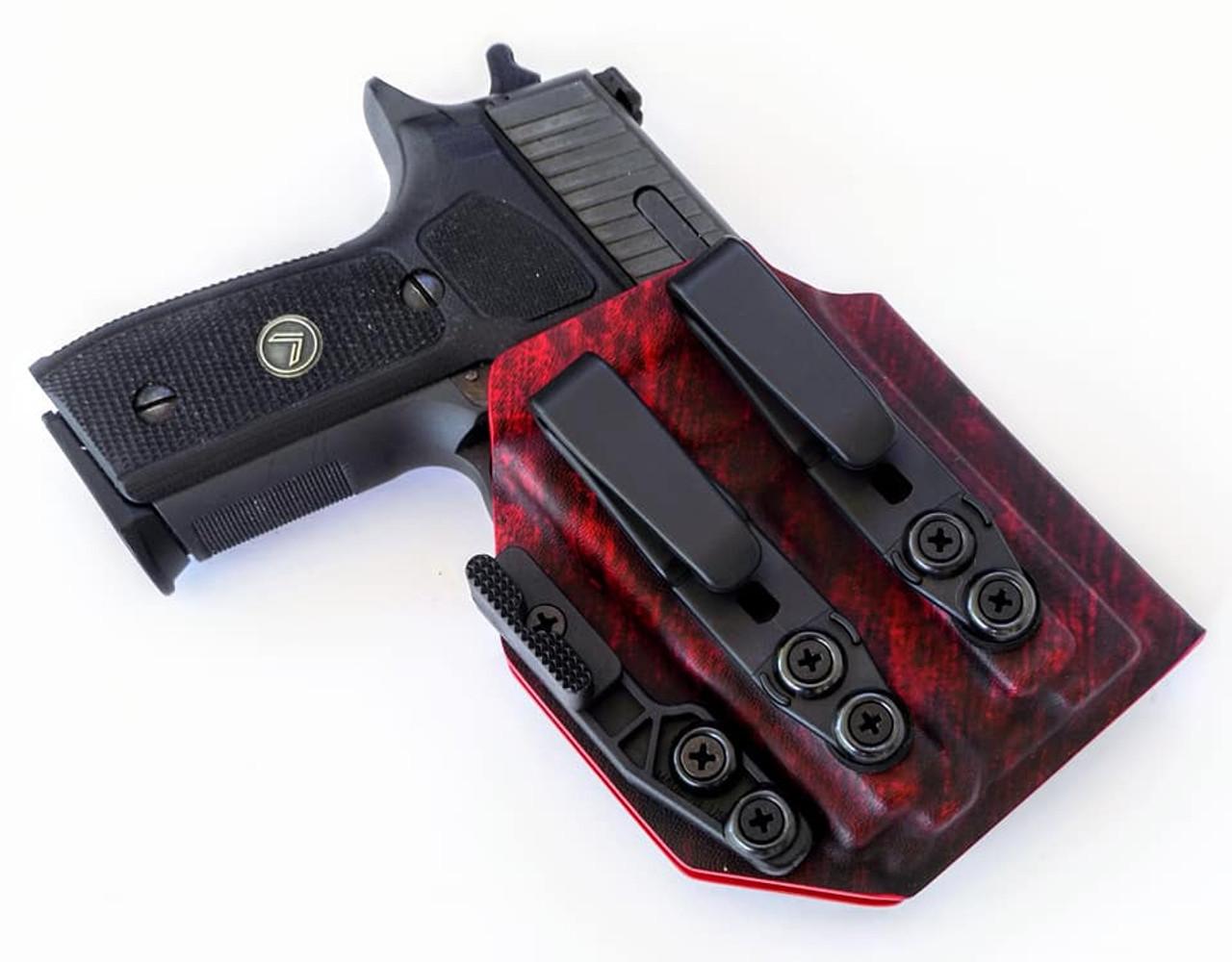 Sig P229 PL Mini Light Bearing Holster