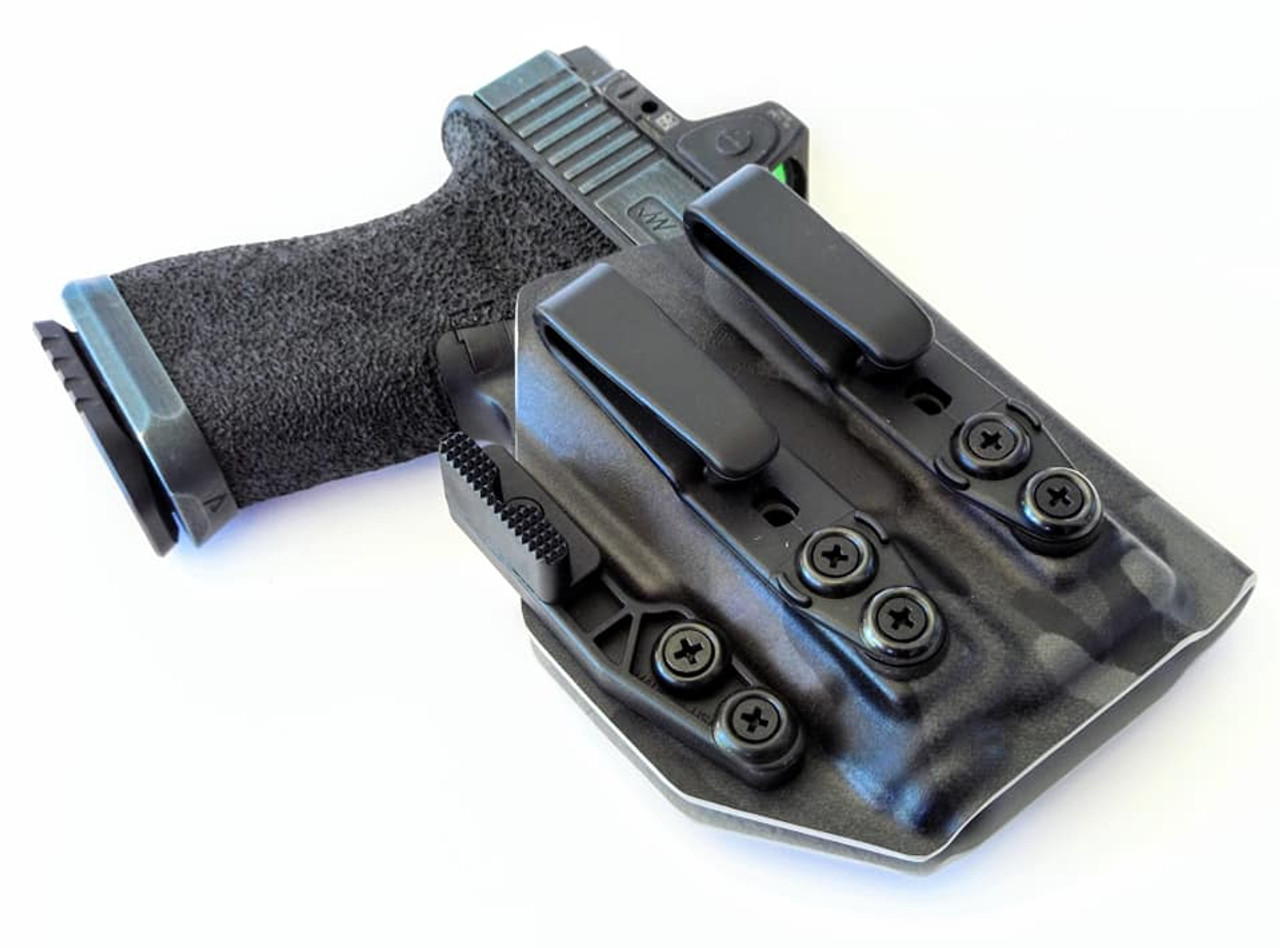 Glock 19 APLc Light Bearing Holster