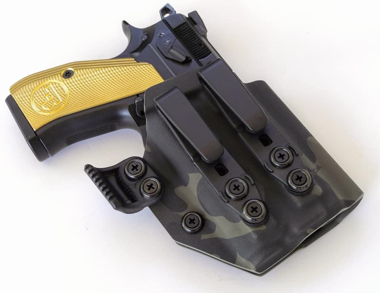 CZ P01 APLc Light Bearing Holster
