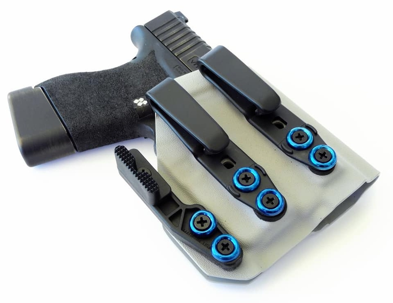 Glock 43x TLR6 Light Bearing Holster