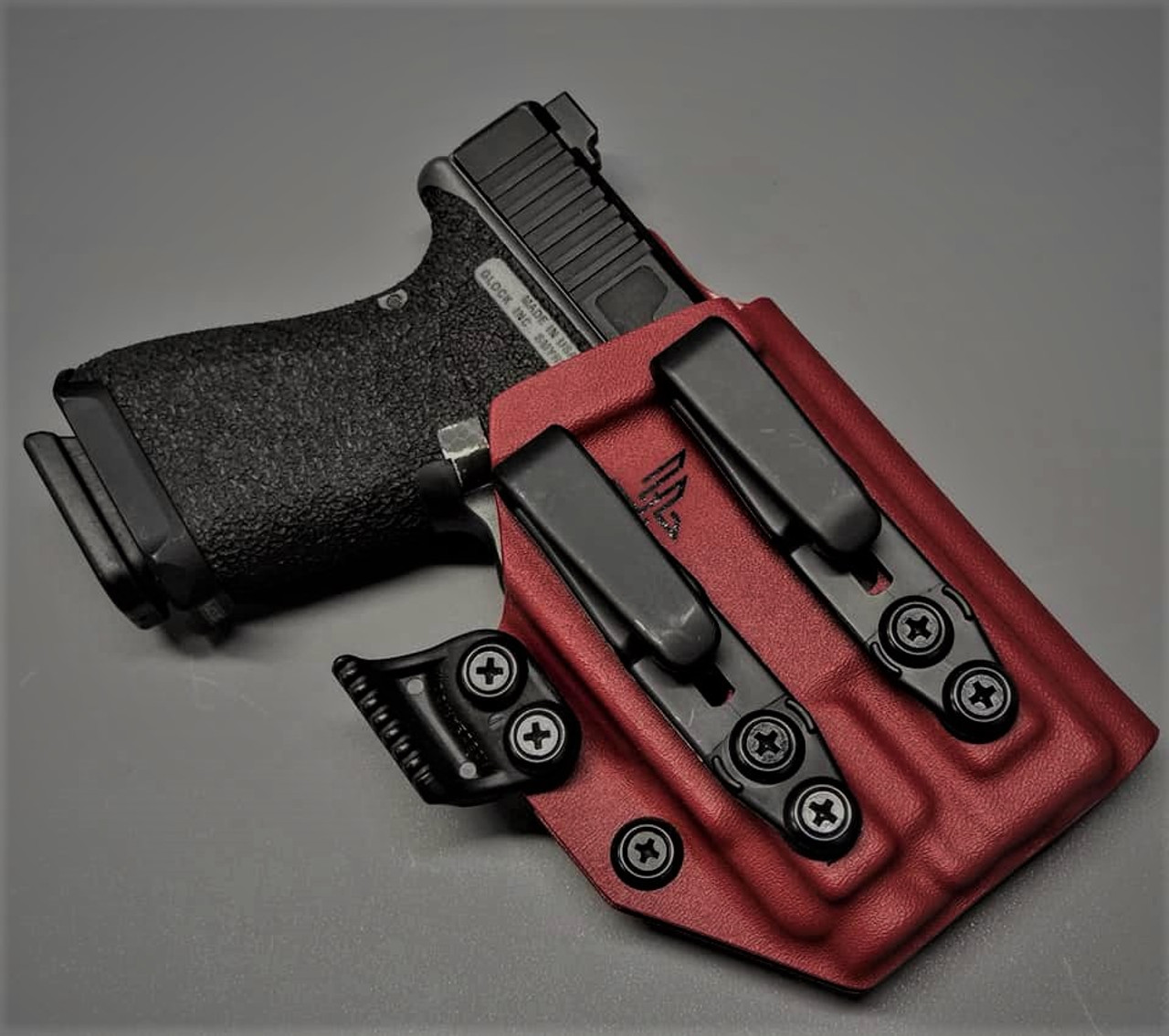 Glock 19 Streamlight TLR7 Holster