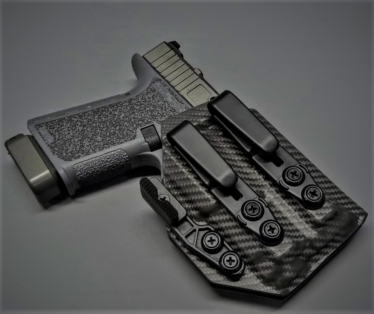 Glock Poly 80 Inforce APLc Holster