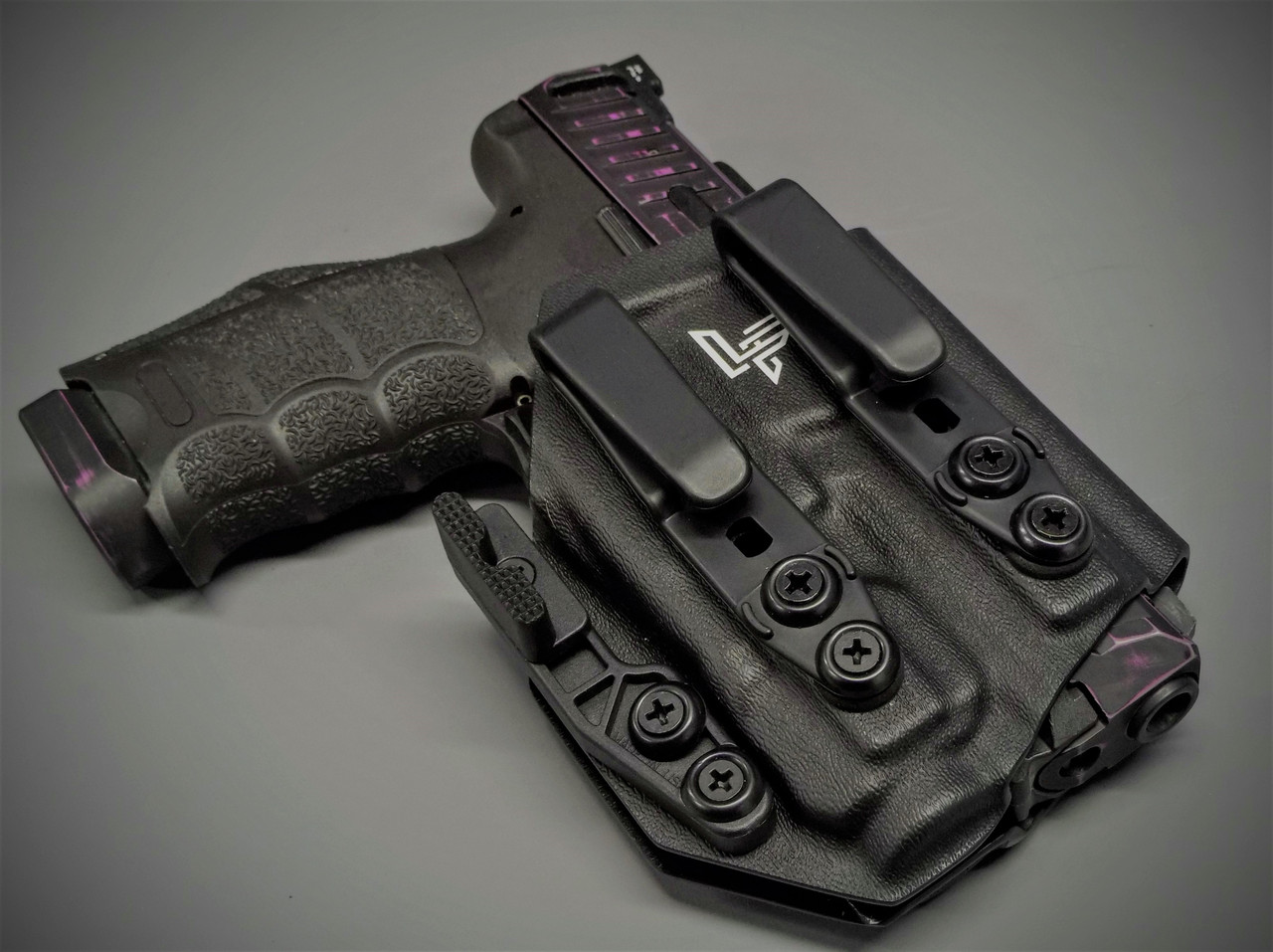 HK VP9 Streamlight TLR7 Holster
