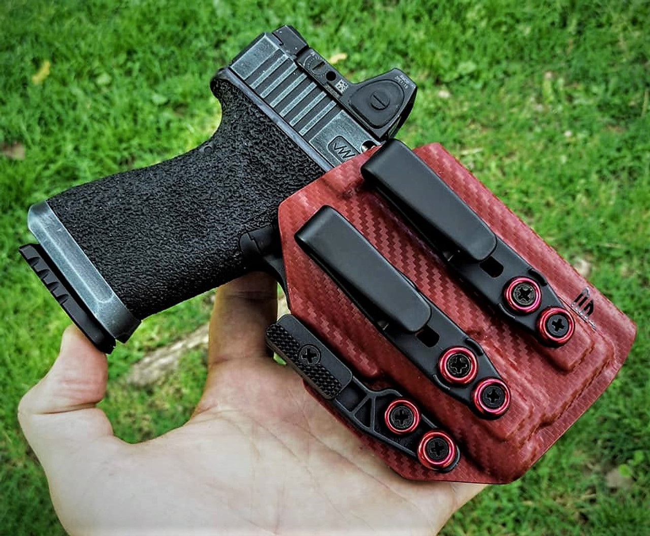 Glock 19 Inforce APLc Holster