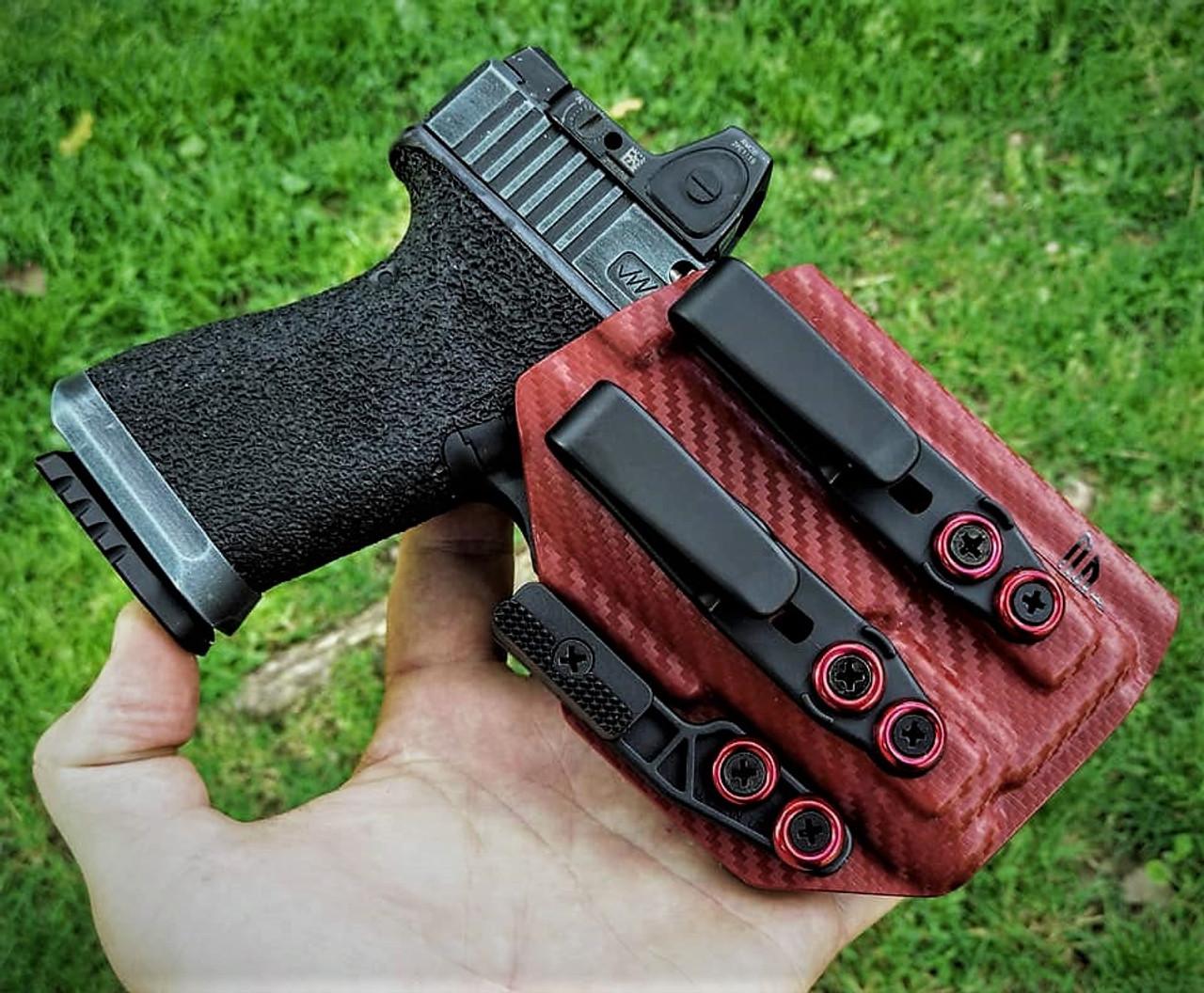 Glock 19 Inforce APLc Holster