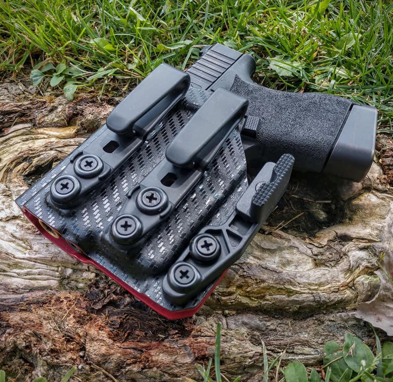 Glock 43 TLR6 Holster