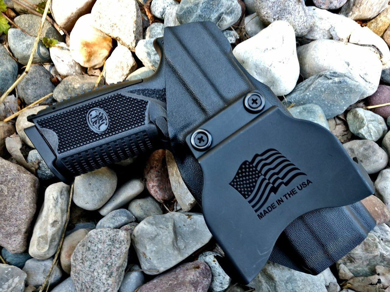 FN 509 Paddle Holster