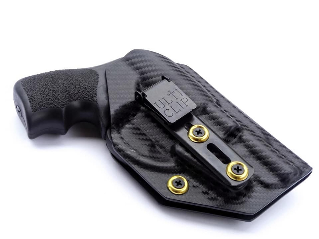 Revolver  Beltless Carry Holster