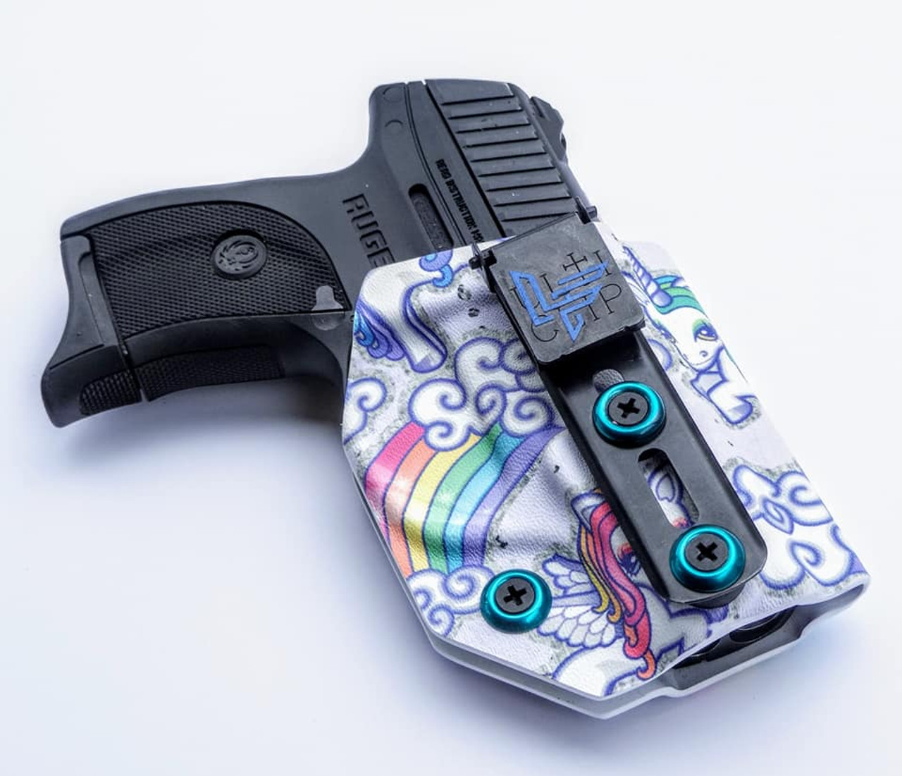 Ruger LC9 Unicorn  Beltless Carry Holster