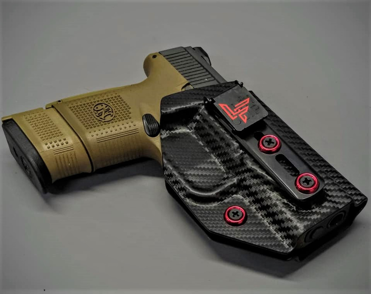 FNS 9c Ulticlip Holster