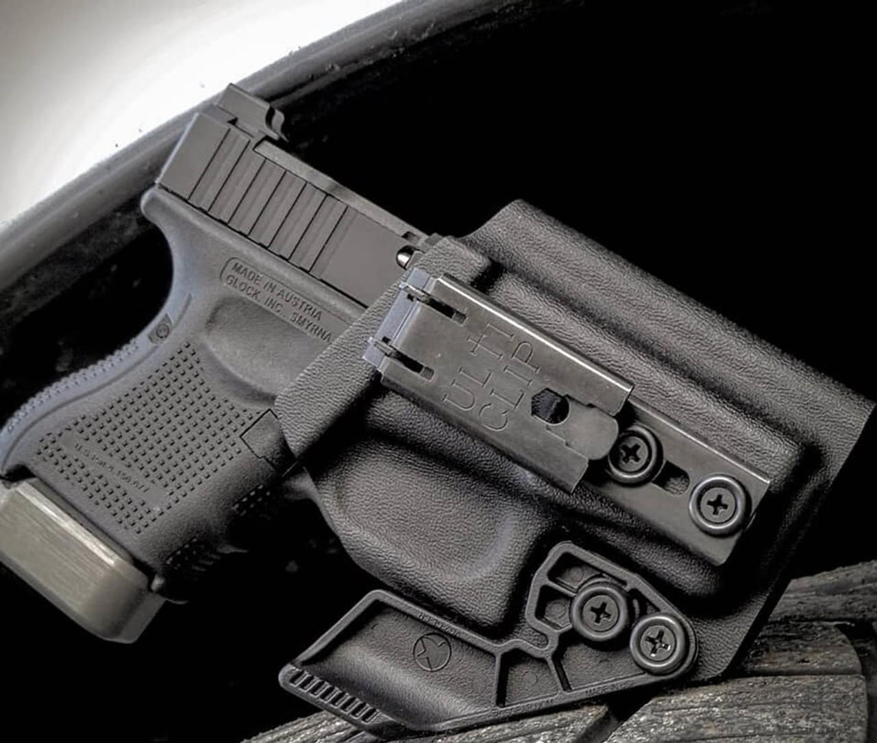 Glock 26 Ulticlip XL Holster