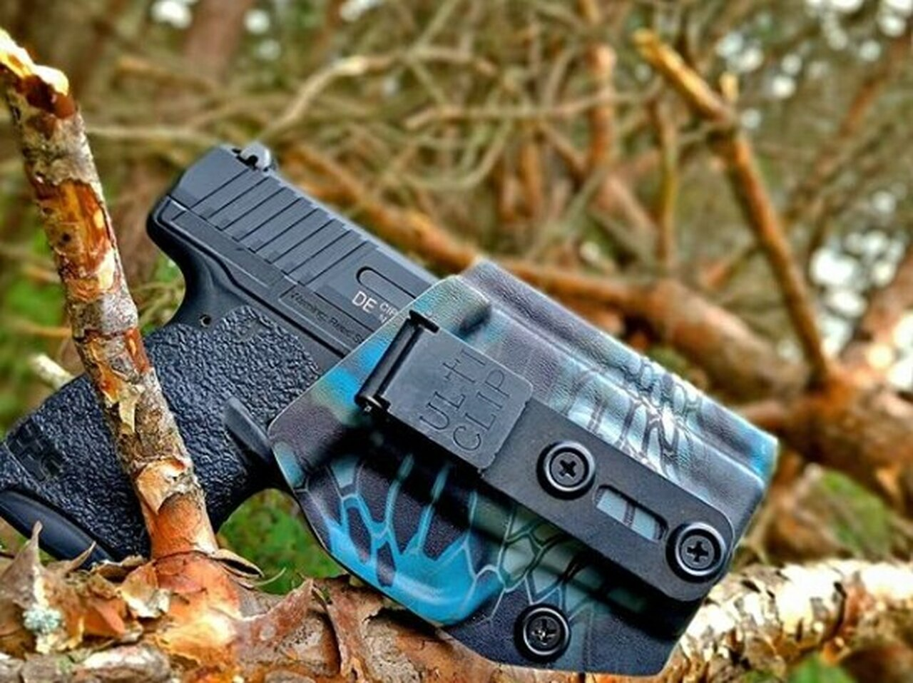 Walther PPS M2 Ulticlip Holster