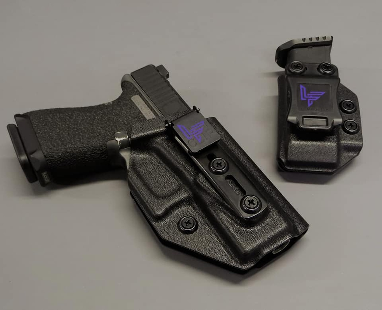 Glock 19 Ulticlip Holster