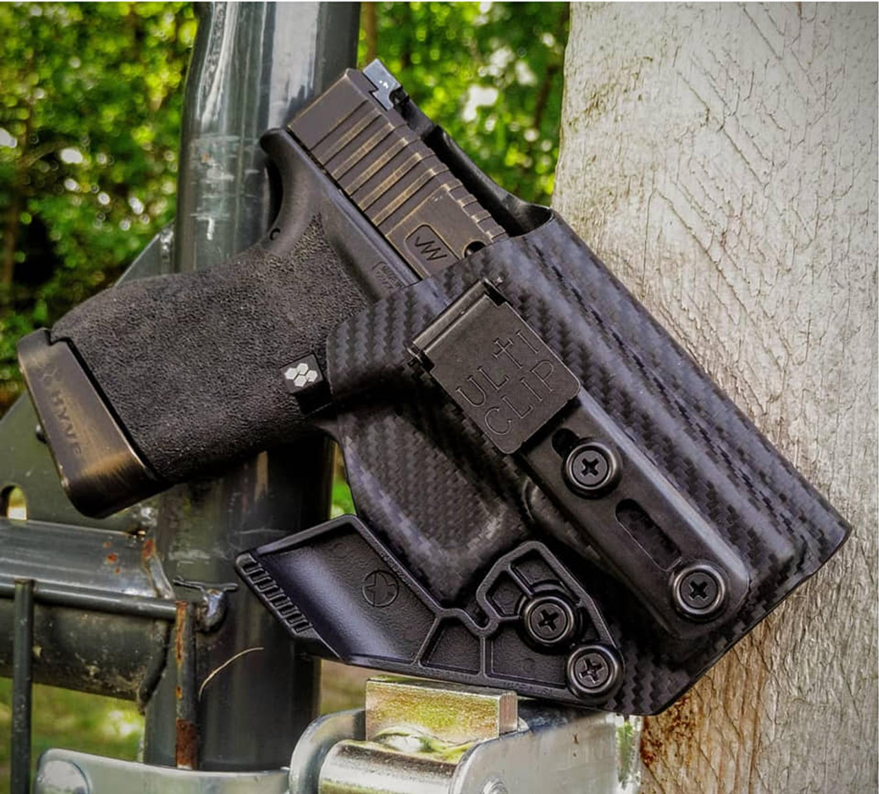 Glock 43x Ulticlip Holster