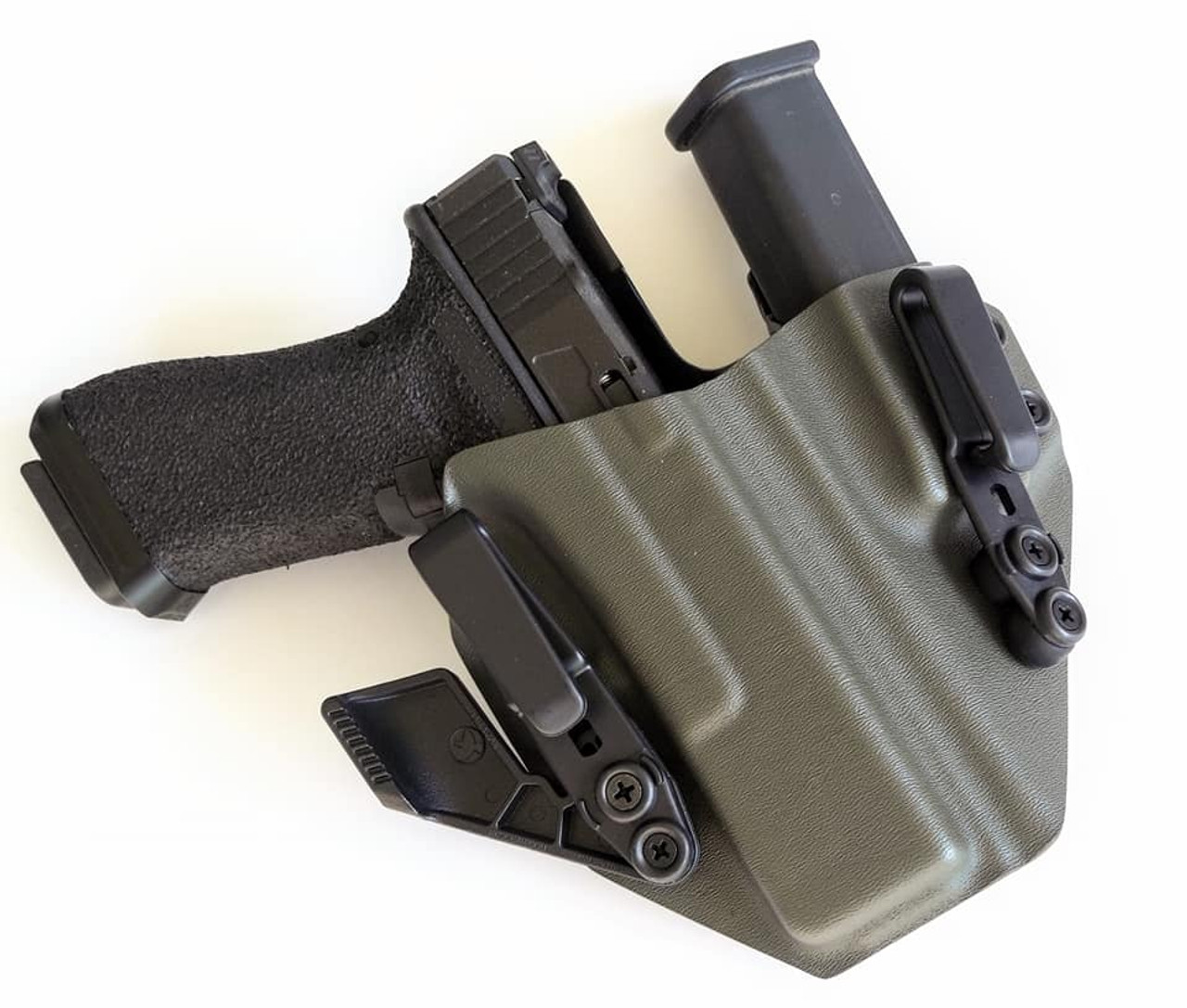 Glock 17 Sidecar Appendix Carry Rig Holster