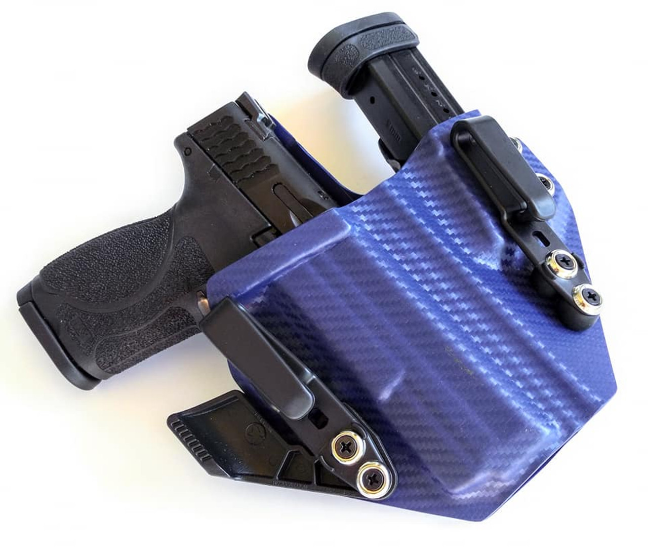 M&P Sidecar Appendix Carry Rig Holster